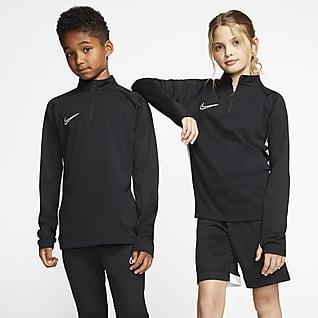 Nike Dri-FIT Academy Футболка для футбольного тренинга для школьников