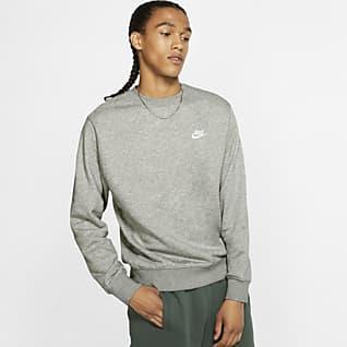Nike Sportswear Fransız Havlu Kumaşı Erkek Crew Üst