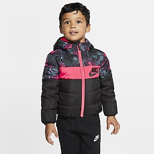 Nike Sportswear Toddler Full-Zip Puffer Jacket