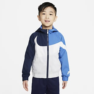 Nike 幼童全长拉链开襟夹克