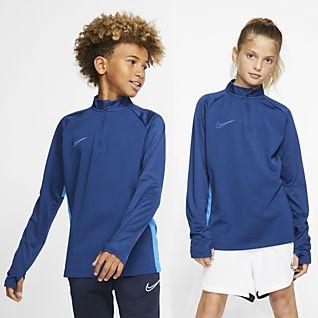 Nike Dri-FIT Academy Camiseta de fútbol de entrenamiento - Niño/a