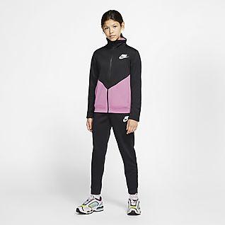 jogging ado fille nike