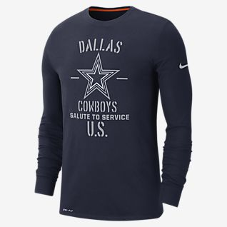 dallas cowboys military shirt