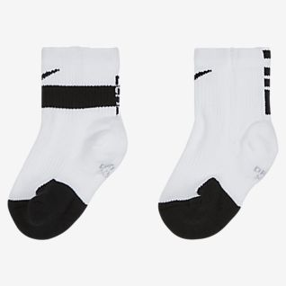 Nike Dri-FIT Elite Little Kids' Crew Socks