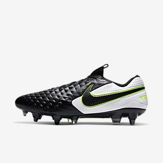 Nike Tiempo Legend 8 Elite SG-PRO Anti-Clog Traction Fotbollssko för vått gräs