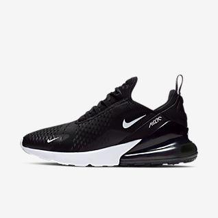 Siyah Air Max 270 Ayakkabılar. Nike TR