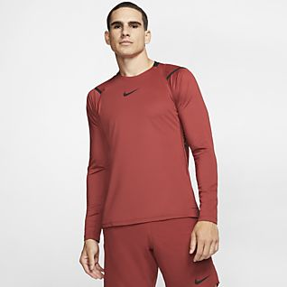 Nike Pro AeroAdapt Men's Long-Sleeve Top