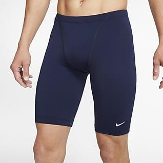 Nike Men's Square Leg Swim Jammer