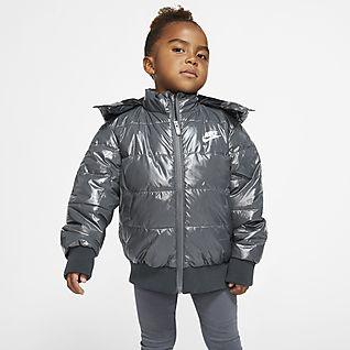 Nike Sportswear Little Kids' Bomber Jacket