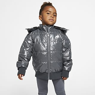 Nike Sportswear Little Kids' Bomber Jacket