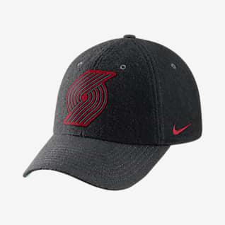 Portland Trail Blazers Nike Heritage86 Berretto NBA - Unisex