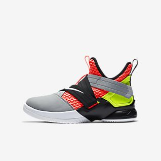 LeBron Soldier 12 SFG Big Kids' Basketball Shoe