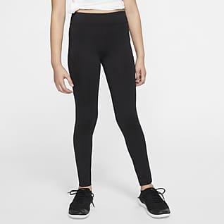 Nike Trophy Leggings de entrenamiento para niñas talla grande