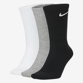 Nike Everyday Lightweight Chaussettes de training mi-mollet (3 paires)