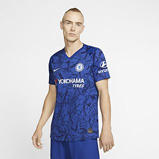 Chelsea FC 2019/20 Vapor Match Home Men's Football Shirt
