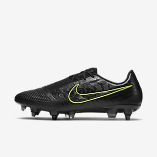 Nike Phantom Venom Elite SG-Pro Anti-Clog Traction Fodboldstøvle til vådt græs