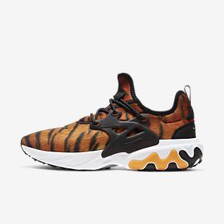 nike mens orange shoes