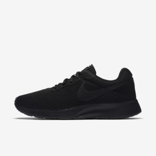 Dames Zwart Schoenen. Nike BE