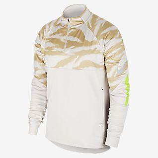 Nike Therma Shield Strike Camiseta de entrenamiento de fútbol para hombre