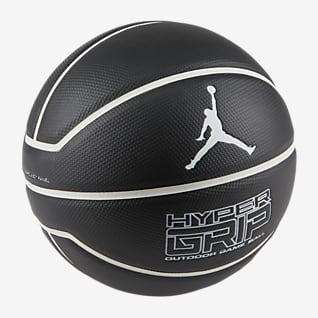 Jordan Hyper Grip 4P Basketball (Size 7)