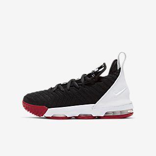 Boys' LeBron Shoes. Nike.com