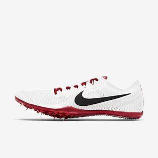 Mænd White Løb Sko. Nike DK