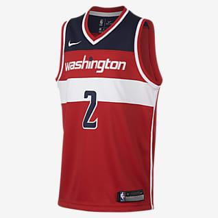 John Wall Washington Wizards Nike Icon Edition Swingman Big Kids' Jersey