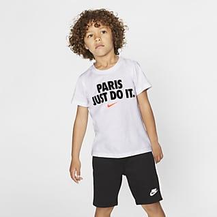 Nike T-shirt dla małych dzieci JDI