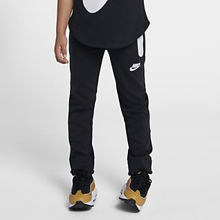 Nike Sportswear Tech Fleece Little Kids' Pants