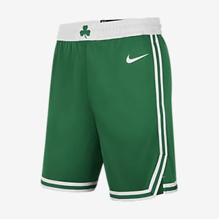 Boston Celtics Icon Edition Nike NBA Swingman Shorts für Herren