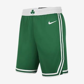 Boston Celtics Icon Edition Short Nike NBA Swingman pour Homme