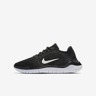 Nike Free RN 2018 Big Kids' Running Shoe