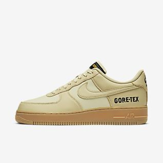 Żółć Air Force 1 Buty. Nike PL
