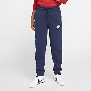Nike Sportswear Club Fleece Kalhoty pro větší děti