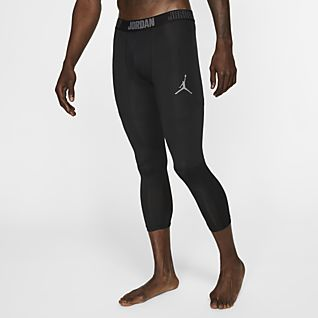 Jordan Dri-FIT 23 Alpha 3/4 男子训练紧身裤
