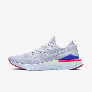 Nike Epic React Flyknit 2 Løbesko til kvinder