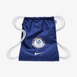Chelsea FC Stadium Gymnastikpose