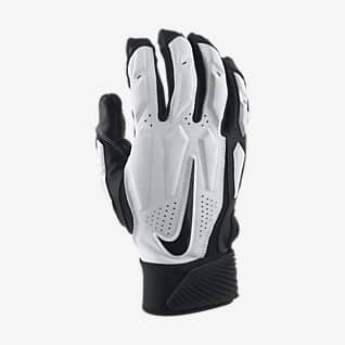 Nike D-Tack 6.0 Guantes de fútbol americano