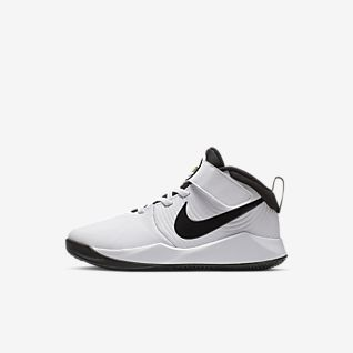 Nike Team Hustle D 9 Buty dla małych dzieci