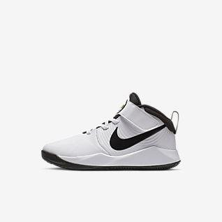 Nike Team Hustle D 9 Calzado para niños talla pequeña