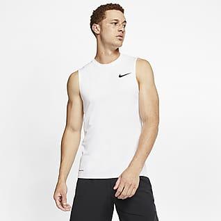 Nike Pro Camiseta sin manga para hombre