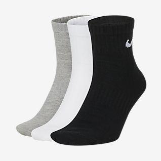 Nike Everyday Lightweight Calze da training alla caviglia (3 paia)