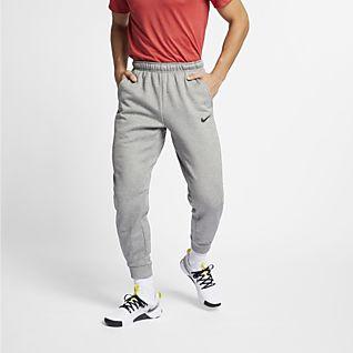 Nike Therma Calças de treino afuniladas para homem