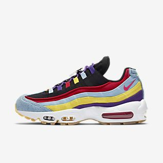 nike air max 95 pink and purple