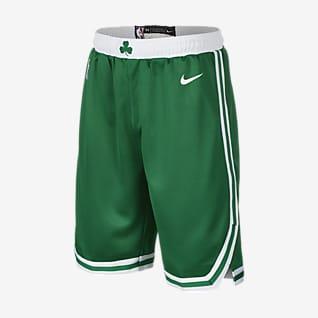 Boston Celtics Nike Icon Edition Swingman Short NBA pour Enfant plus âgé