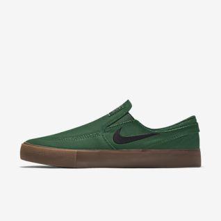 Nike Sb Zoom Stefan Janoski Eladó Férfi Deszkás Cipő Zöld