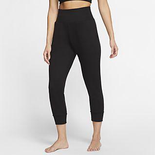 Nike Yoga กางเกงผู้หญิง