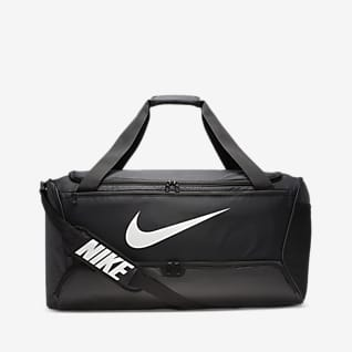 Nike Brasilia กระเป๋า Duffel เทรนนิ่ง (ขนาดใหญ่)