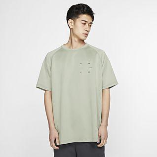 Nike Sportswear Tech Pack Kısa Kollu Erkek Gömleği