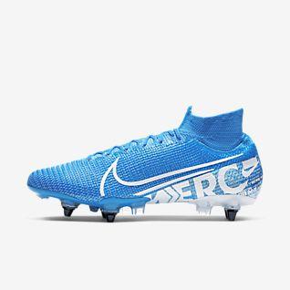 Nike Mercurial Superfly 7 Elite SG-PRO Anti-Clog Traction Chaussure de football à crampons pour terrain gras